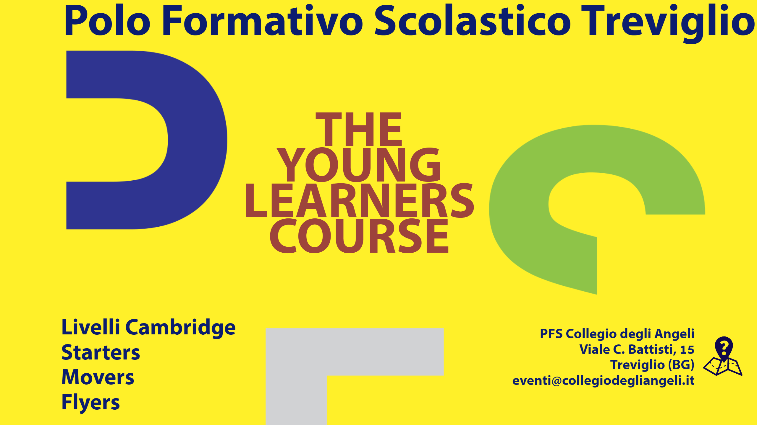 THE YOUNG LEARNERS COURSE